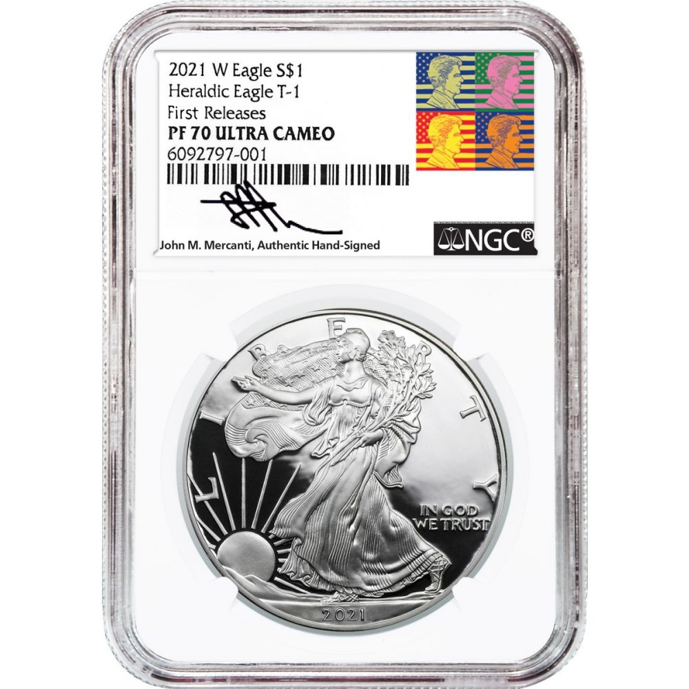 Eagle Type Coins - Proofs