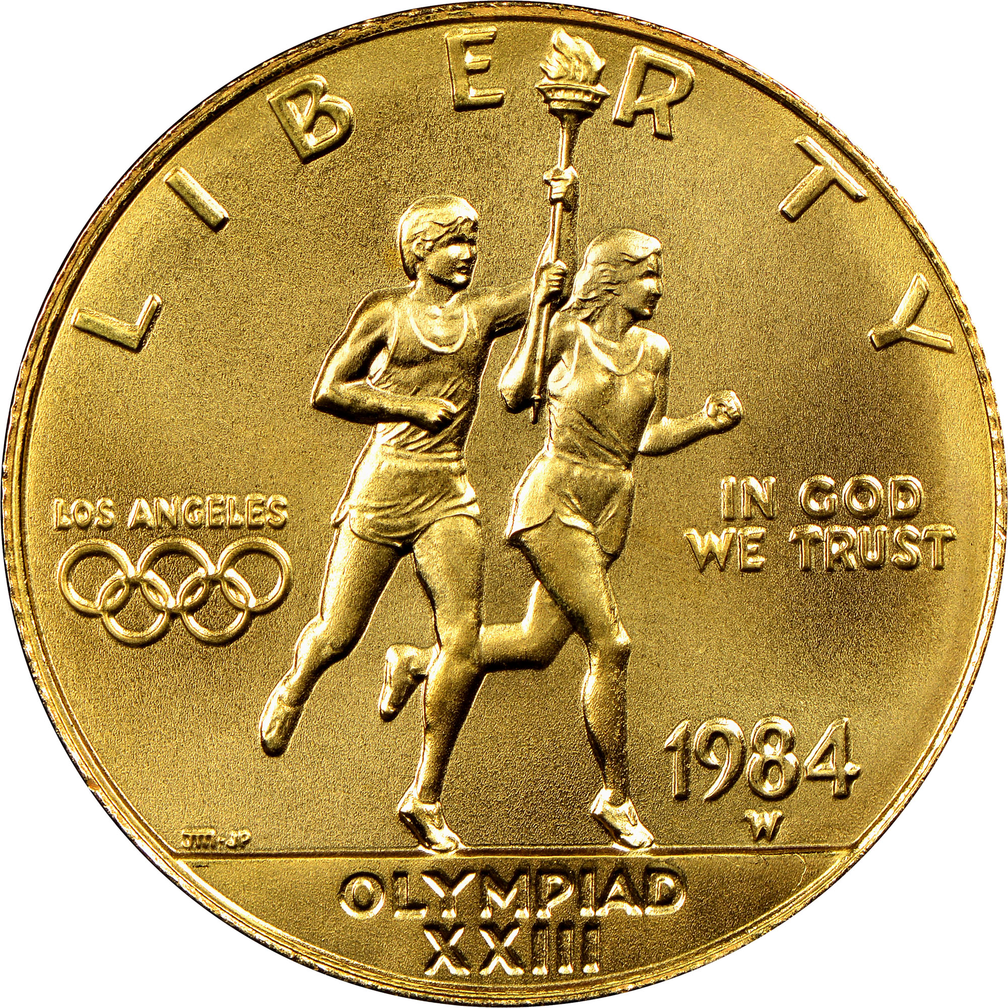 Modern Gold Commemorative (1984 to Date)