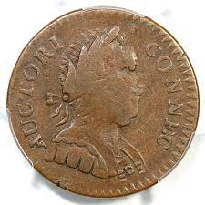 Post-1776 States Coinage (1776-1788)