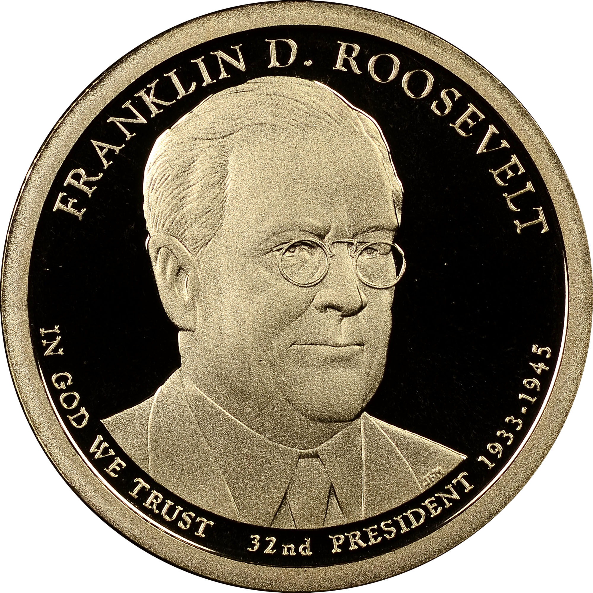Presidential Dollars (2007 to Date)
