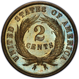 Two and Three Cents